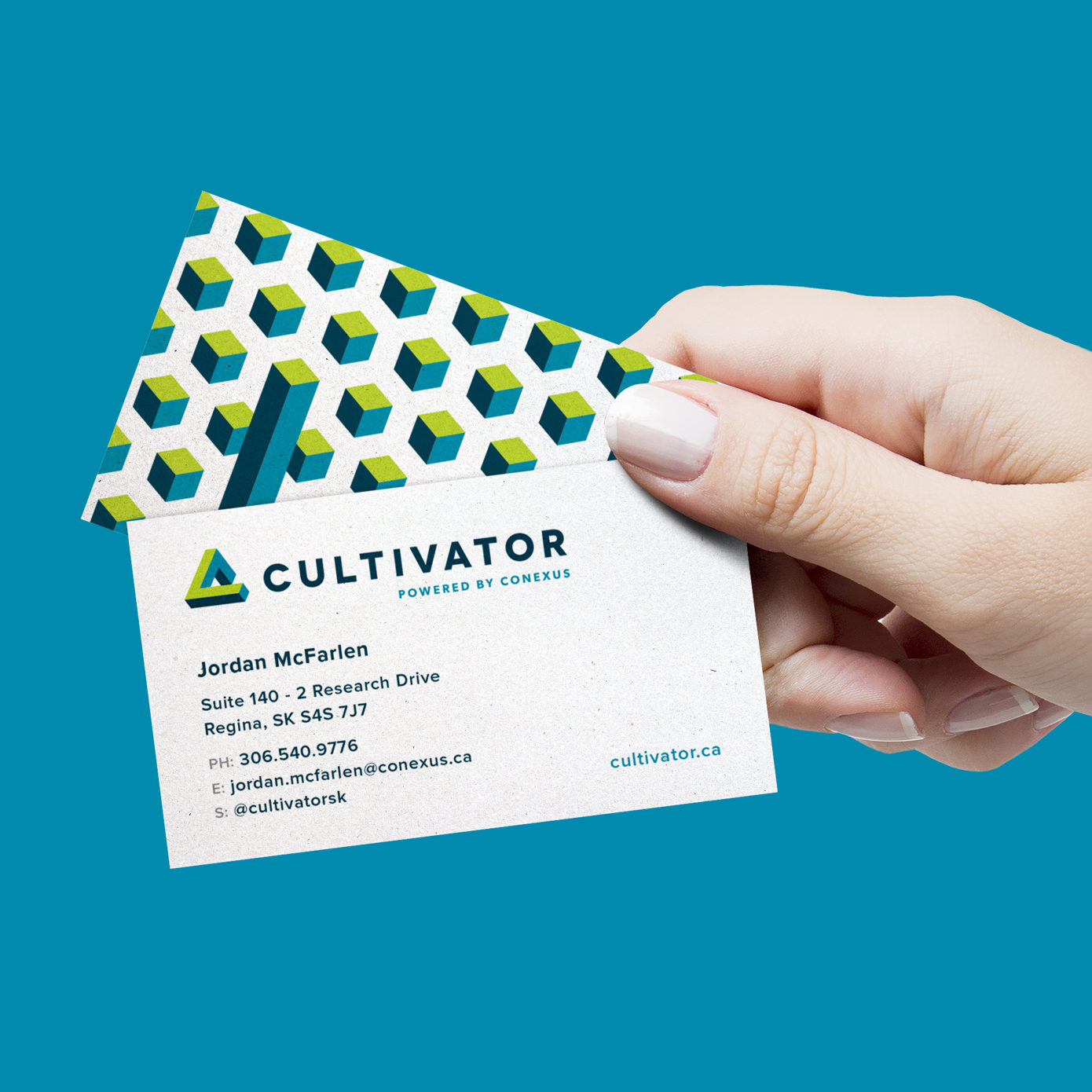 Cultivator - Business Cards