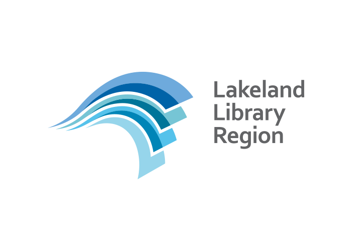 Logo - Lakeland Library