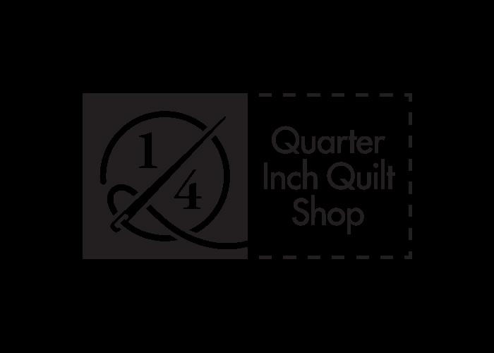 Logo - Quarter Inch Quilt Shop
