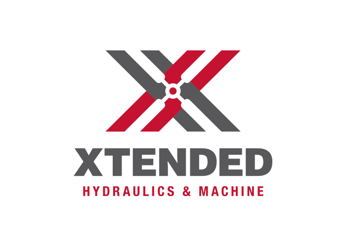 Logo - Xtended Hydraulics and Machine