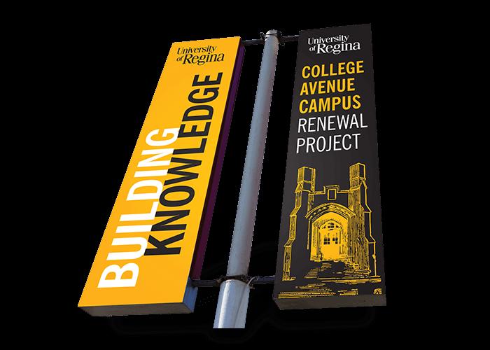 Background - College Avenue Campus - University of Regina