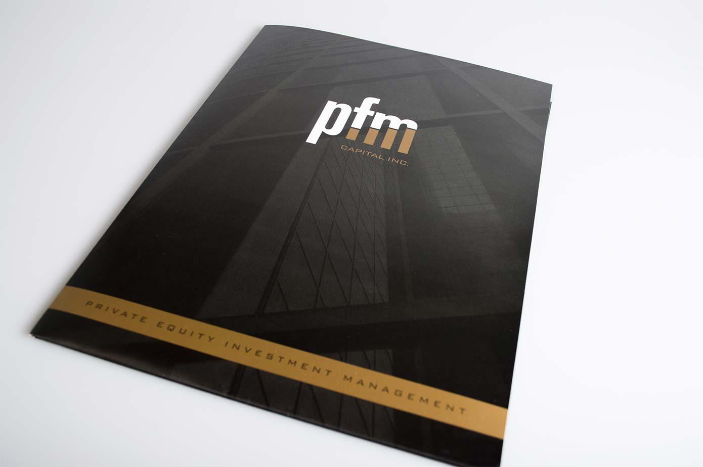 Work - PFM Folder