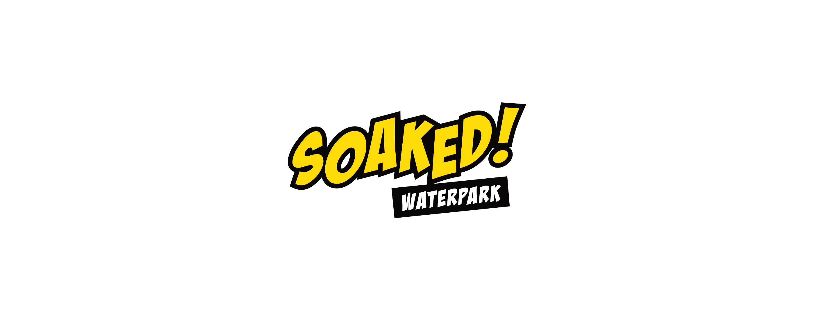 Work - Soaked Waterpark - Regina - Logo