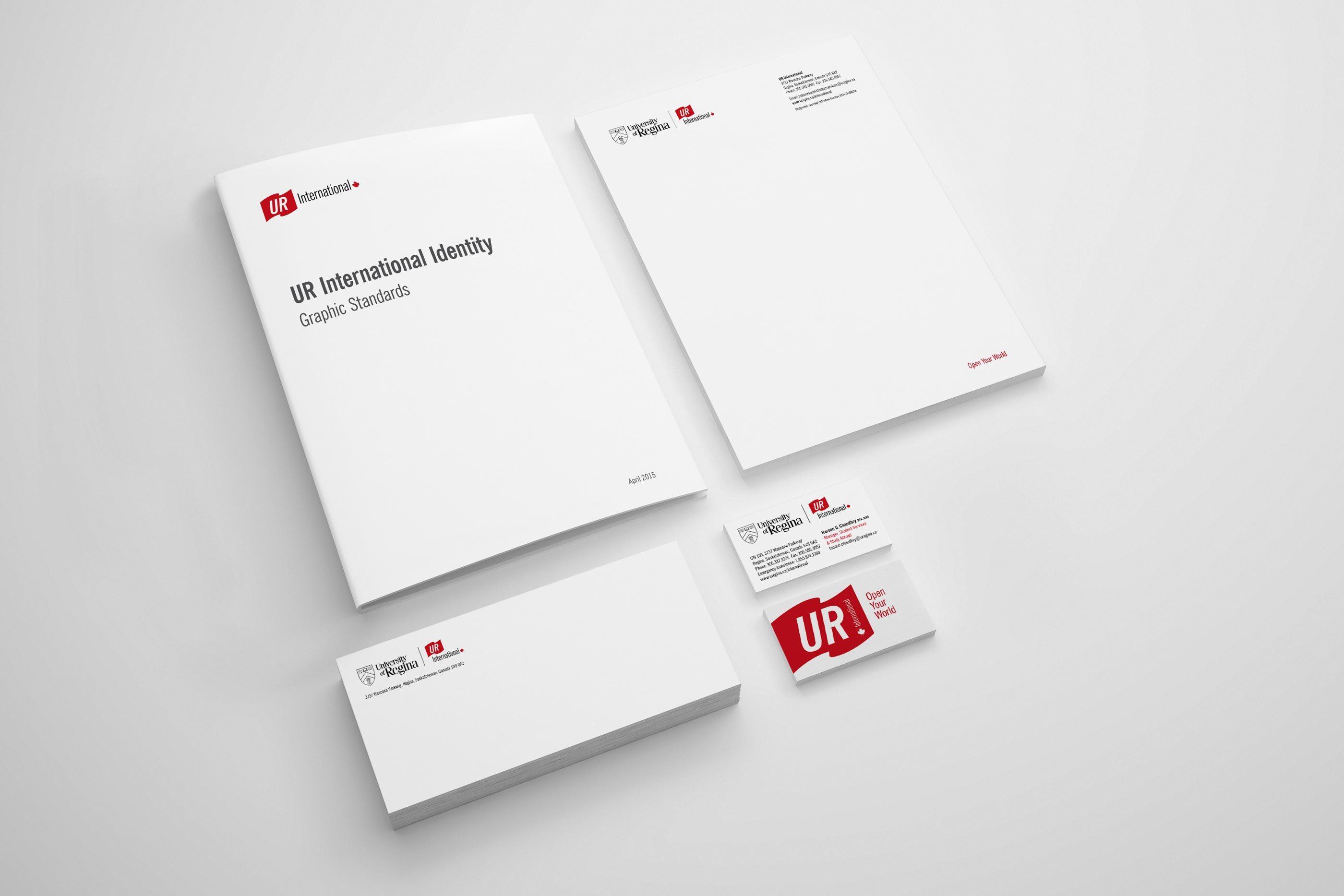 Work - UR International Stationary