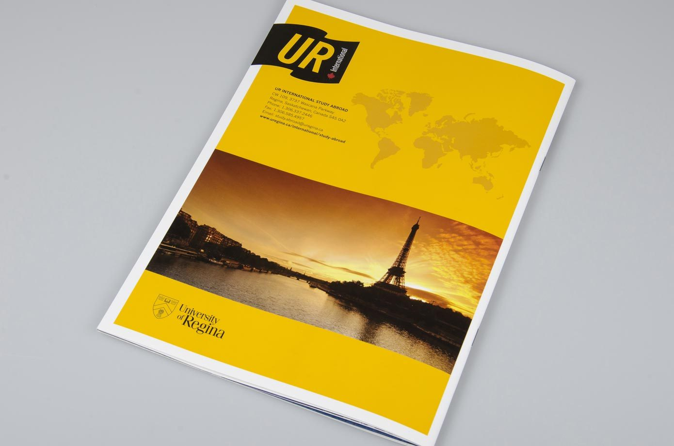 Work - UR International Study Abroad Booklet