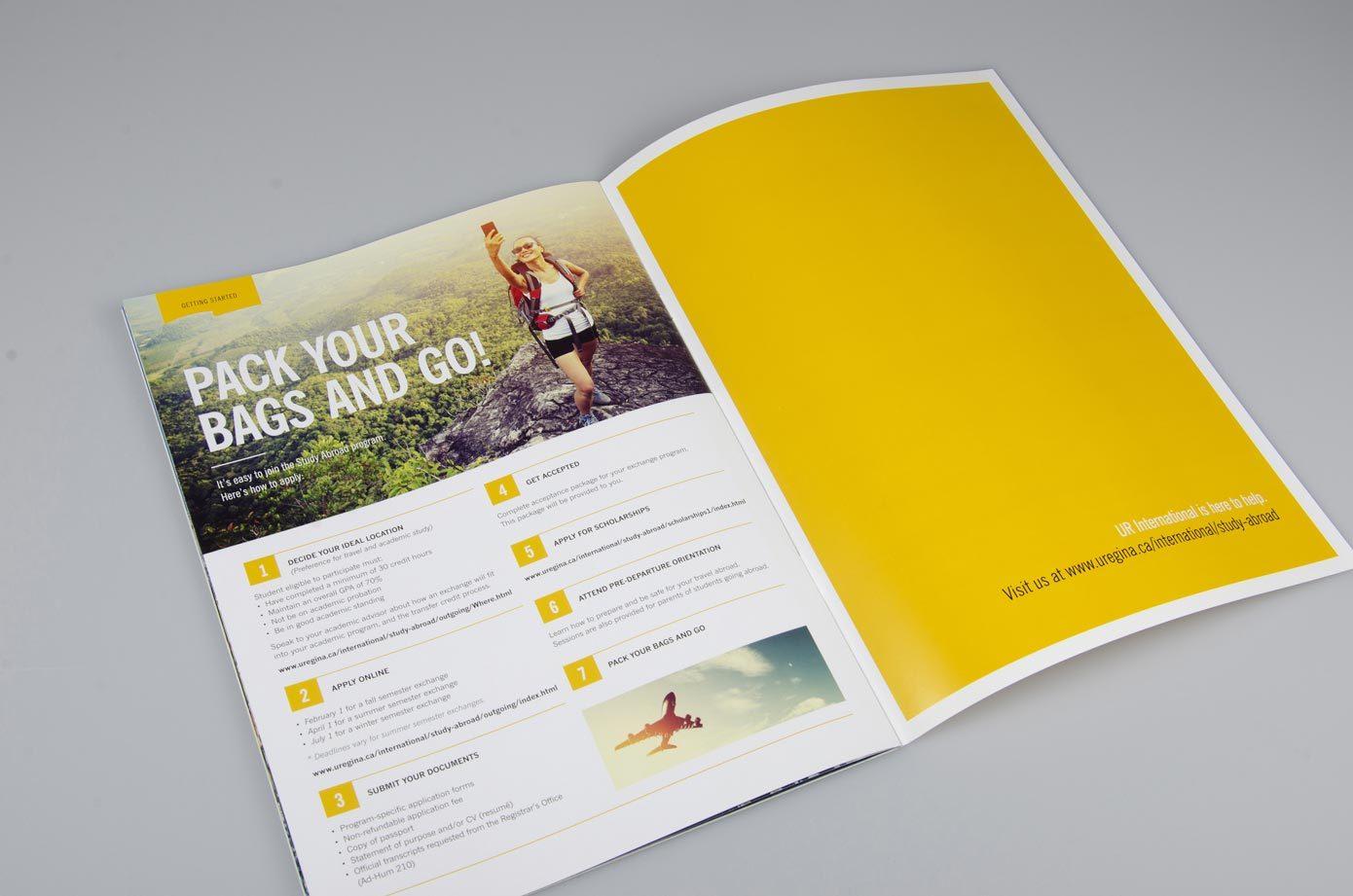 Work - UR International Study Abroad Booklet